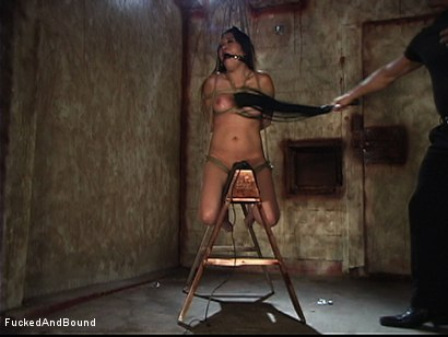 Photo number 2 from All Holes Available shot for  on Kink.com. Featuring Kaiya Lynn and Marcus London in hardcore BDSM & Fetish porn.