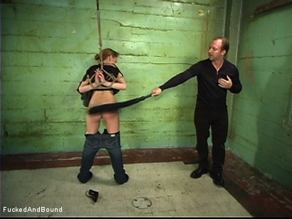Photo number 16 from Reward Becomes Punishment shot for  on Kink.com. Featuring Brandon Iron and Laila Mason in hardcore BDSM & Fetish porn.