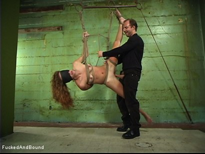 Photo number 3 from Reward Becomes Punishment shot for  on Kink.com. Featuring Brandon Iron and Laila Mason in hardcore BDSM & Fetish porn.