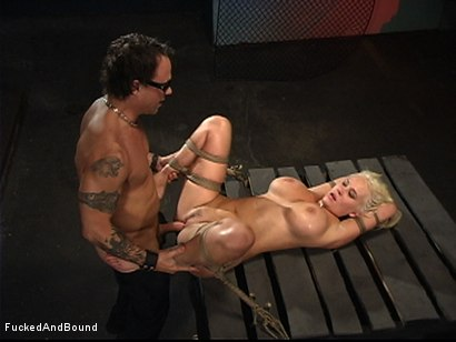 Photo number 7 from Test Riding Carly shot for  on Kink.com. Featuring Carly Parker and Kurt Lockwood in hardcore BDSM & Fetish porn.