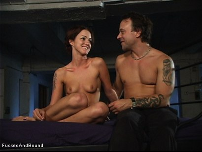 Photo number 15 from The Kinky Girl Next Door shot for Brutal Sessions on Kink.com. Featuring Kurt Lockwood and Sara Faye in hardcore BDSM & Fetish porn.