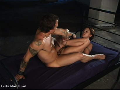 Photo number 16 from The Kinky Girl Next Door shot for Brutal Sessions on Kink.com. Featuring Kurt Lockwood and Sara Faye in hardcore BDSM & Fetish porn.