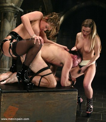 Photo number 3 from Harmony, Tory Lane and Wild Bill shot for Men In Pain on Kink.com. Featuring Harmony, Tory Lane and Wild Bill in hardcore BDSM & Fetish porn.