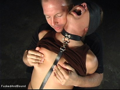 Photo number 2 from Sugar and Spice shot for Brutal Sessions on Kink.com. Featuring Devaun and Brandon Iron in hardcore BDSM & Fetish porn.