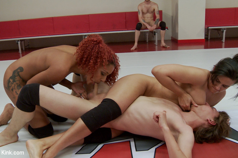 ultimate surrender mixed wrestling