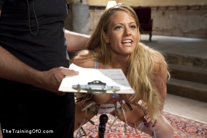 Photo number 7 from Anal MILF Training Holly Heart Day One shot for The Training Of O on Kink.com. Featuring Holly Heart and Owen Gray in hardcore BDSM & Fetish porn.