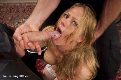 Photo number 4 from Anal MILF Training Holly Heart Day One shot for The Training Of O on Kink.com. Featuring Holly Heart and Owen Gray in hardcore BDSM & Fetish porn.