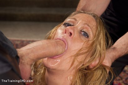 Photo number 3 from Anal MILF Training Holly Heart Day One shot for The Training Of O on Kink.com. Featuring Holly Heart and Owen Gray in hardcore BDSM & Fetish porn.