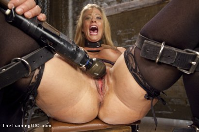 Photo number 5 from Anal MILF Training Holly Heart Day Two shot for The Training Of O on Kink.com. Featuring Holly Heart and Mickey Mod in hardcore BDSM & Fetish porn.