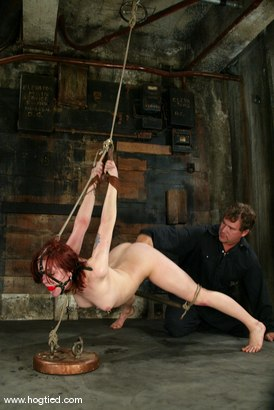 Photo number 12 from Pinky Lee shot for Hogtied on Kink.com. Featuring Pinky Lee in hardcore BDSM & Fetish porn.