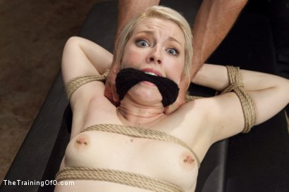 Photo number 11 from Anal Fuck Training, Final Day shot for The Training Of O on Kink.com. Featuring Ella Nova and Mickey Mod in hardcore BDSM & Fetish porn.