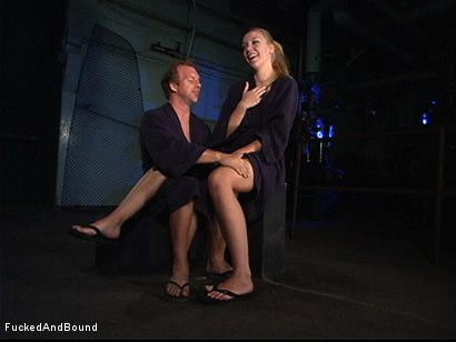 Photo number 16 from Stretching the Bitch shot for Brutal Sessions on Kink.com. Featuring Annette Schwarz and Brandon Iron in hardcore BDSM & Fetish porn.