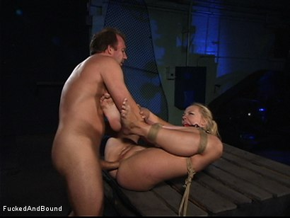 Photo number 7 from Stretching the Bitch shot for Brutal Sessions on Kink.com. Featuring Annette Schwarz and Brandon Iron in hardcore BDSM & Fetish porn.