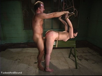 Photo number 14 from A Bondage 69 shot for Fucked and Bound on Kink.com. Featuring Brandon Iron and Caroline Pierce in hardcore BDSM & Fetish porn.