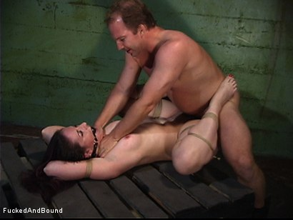 Photo number 7 from A Bondage 69 shot for Fucked and Bound on Kink.com. Featuring Brandon Iron and Caroline Pierce in hardcore BDSM & Fetish porn.