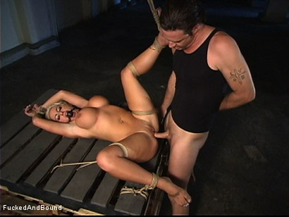 Photo number 12 from A Hot Bitch From England shot for Brutal Sessions on Kink.com. Featuring Otto Bauer and Savanah Gold in hardcore BDSM & Fetish porn.