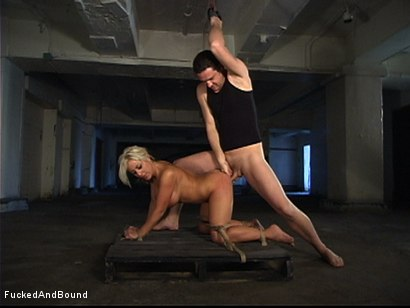 Photo number 8 from A Hot Bitch From England shot for Brutal Sessions on Kink.com. Featuring Otto Bauer and Savanah Gold in hardcore BDSM & Fetish porn.