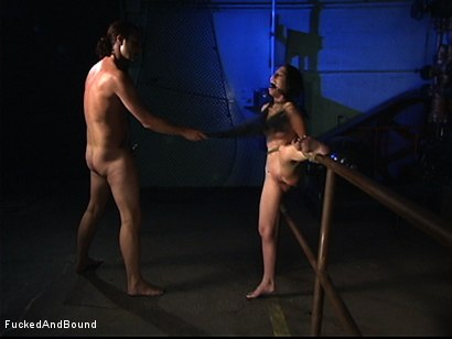 Photo number 10 from A Very Willing Sex Slave shot for  on Kink.com. Featuring Veronica Jett and Otto Bauer in hardcore BDSM & Fetish porn.