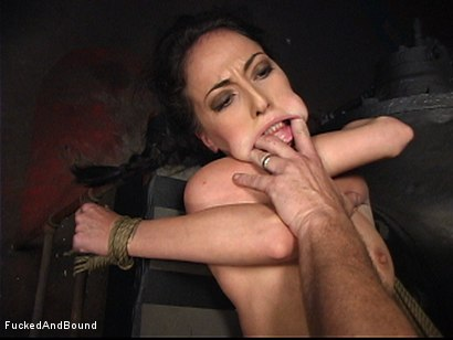 Photo number 14 from A Very Willing Sex Slave shot for  on Kink.com. Featuring Veronica Jett and Otto Bauer in hardcore BDSM & Fetish porn.