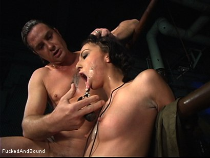 Photo number 7 from A Very Willing Sex Slave shot for  on Kink.com. Featuring Veronica Jett and Otto Bauer in hardcore BDSM & Fetish porn.