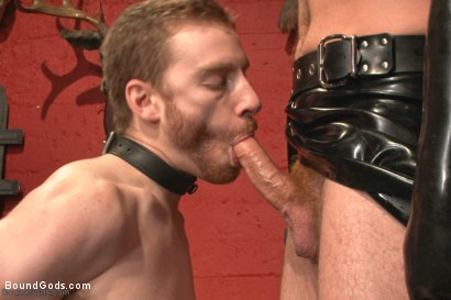 Photo number 14 from The Three Red Heads - Live Show shot for Bound Gods on Kink.com. Featuring Van Darkholme, Seamus O'Reilly, Connor Maguire and Sebastian Keys in hardcore BDSM & Fetish porn.