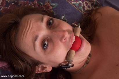 Photo number 3 from Rhiannon Bray shot for Hogtied on Kink.com. Featuring Rhiannon Bray in hardcore BDSM & Fetish porn.