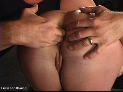 Photo number 12 from Punishment Games shot for fuckedandbound on Kink.com. Featuring Otto Bauer and Katja Kassin in hardcore BDSM & Fetish porn.