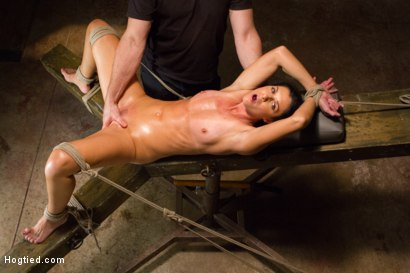 Photo number 10 from MILF of the Year India Summer! shot for Hogtied on Kink.com. Featuring India Summer in hardcore BDSM & Fetish porn.