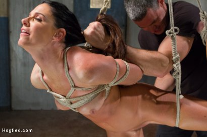 Photo number 12 from MILF of the Year India Summer! shot for Hogtied on Kink.com. Featuring India Summer in hardcore BDSM & Fetish porn.