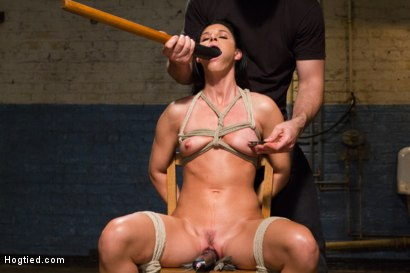 Photo number 5 from MILF of the Year India Summer! shot for Hogtied on Kink.com. Featuring India Summer in hardcore BDSM & Fetish porn.