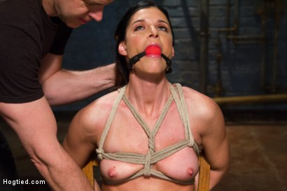Photo number 6 from MILF of the Year India Summer! shot for Hogtied on Kink.com. Featuring India Summer in hardcore BDSM & Fetish porn.
