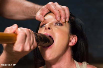 Photo number 7 from MILF of the Year India Summer! shot for Hogtied on Kink.com. Featuring India Summer in hardcore BDSM & Fetish porn.