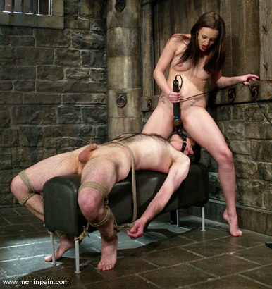Photo number 13 from Michael and Deja Daire shot for Men In Pain on Kink.com. Featuring Michael and Deja Daire in hardcore BDSM & Fetish porn.
