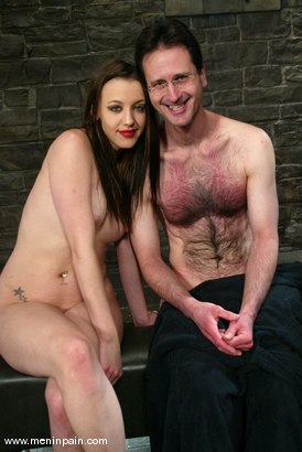 Photo number 15 from Michael and Deja Daire shot for Men In Pain on Kink.com. Featuring Michael and Deja Daire in hardcore BDSM & Fetish porn.