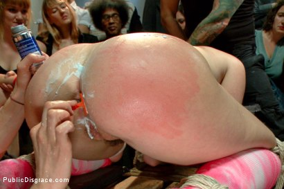 Photo number 13 from Dirty whore gets hosed down and humiliated shot for Public Disgrace on Kink.com. Featuring Jodi Taylor and Tommy Pistol in hardcore BDSM & Fetish porn.