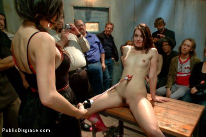 Photo number 11 from Dirty whore gets hosed down and humiliated shot for Public Disgrace on Kink.com. Featuring Jodi Taylor and Tommy Pistol in hardcore BDSM & Fetish porn.