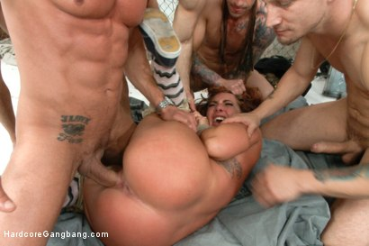 Photo number 5 from Super Hot red head taken down in a nasty squirt fest. Double Anal! shot for Hardcore Gangbang on Kink.com. Featuring Toni Ribas, Savannah Fox, Mr. Pete, John Strong, Marco Banderas and Astral Dust in hardcore BDSM & Fetish porn.