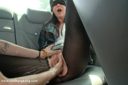 Photo number 2 from Raunch Reporter India Summer Trained as a Sex Slave shot for Hardcore Gangbang on Kink.com. Featuring Ramon Nomar, Toni Ribas, John Strong, India Summer, Karlo Karrera and Astral Dust in hardcore BDSM & Fetish porn.
