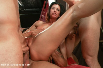 Photo number 7 from Raunch Reporter India Summer Trained as a Sex Slave shot for Hardcore Gangbang on Kink.com. Featuring Ramon Nomar, Toni Ribas, John Strong, India Summer, Karlo Karrera and Astral Dust in hardcore BDSM & Fetish porn.