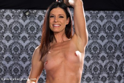 Photo number 1 from Raunch Reporter India Summer Trained as a Sex Slave shot for Hardcore Gangbang on Kink.com. Featuring Ramon Nomar, Toni Ribas, John Strong, India Summer, Karlo Karrera and Astral Dust in hardcore BDSM & Fetish porn.