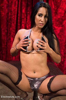 Photo number 1 from Isis Love: The Queen of Cash shot for Electro Sluts on Kink.com. Featuring Isis Love and Cassandra Nix in hardcore BDSM & Fetish porn.