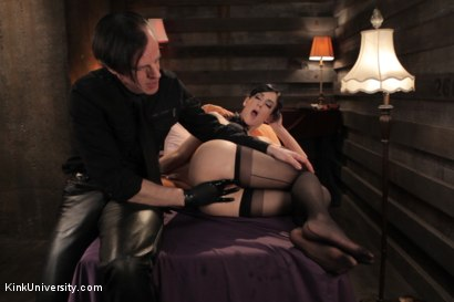 Photo number 16 from Fingerbanging and G-Spot Mastery - Presented by Danarama shot for Kink University on Kink.com. Featuring Elise Graves and Danarama in hardcore BDSM & Fetish porn.
