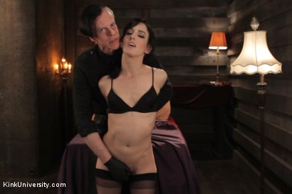 Photo number 9 from Fingerbanging and G-Spot Mastery - Presented by Danarama shot for Kink University on Kink.com. Featuring Elise Graves and Danarama in hardcore BDSM & Fetish porn.