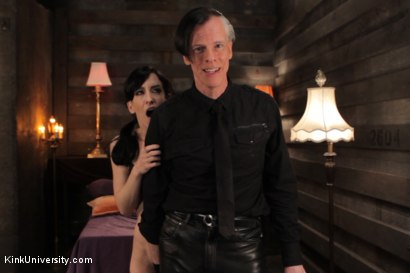 Photo number 10 from Fingerbanging and G-Spot Mastery - Presented by Danarama shot for Kink University on Kink.com. Featuring Elise Graves and Danarama in hardcore BDSM & Fetish porn.