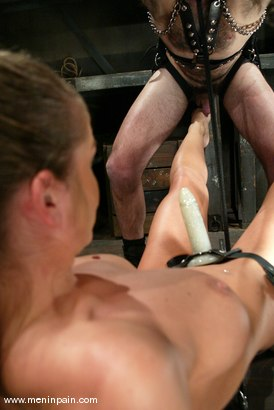 Photo number 12 from Rita Faltoyano and Ed Stone shot for Men In Pain on Kink.com. Featuring Ed Stone and Rita Faltoyano in hardcore BDSM & Fetish porn.