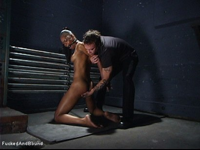 Photo number 1 from Sex Slave #26 shot for  on Kink.com. Featuring Marie Luv and Kurt Lockwood in hardcore BDSM & Fetish porn.
