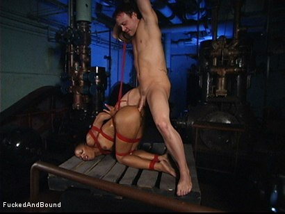 Photo number 11 from Sex Slave #26 shot for  on Kink.com. Featuring Marie Luv and Kurt Lockwood in hardcore BDSM & Fetish porn.