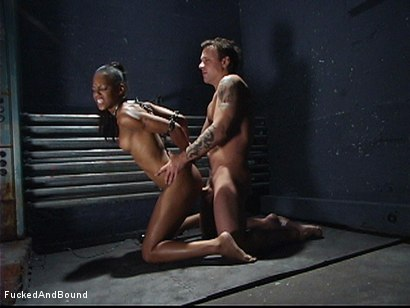 Photo number 7 from Sex Slave #26 shot for  on Kink.com. Featuring Marie Luv and Kurt Lockwood in hardcore BDSM & Fetish porn.