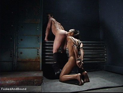 Photo number 10 from Sex Slave #26 shot for  on Kink.com. Featuring Marie Luv and Kurt Lockwood in hardcore BDSM & Fetish porn.