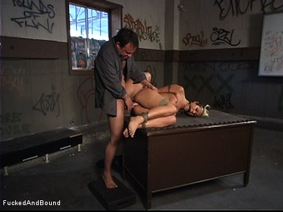 Photo number 12 from Respect For Education shot for  on Kink.com. Featuring Kurt Lockwood and Cindy Crawford in hardcore BDSM & Fetish porn.